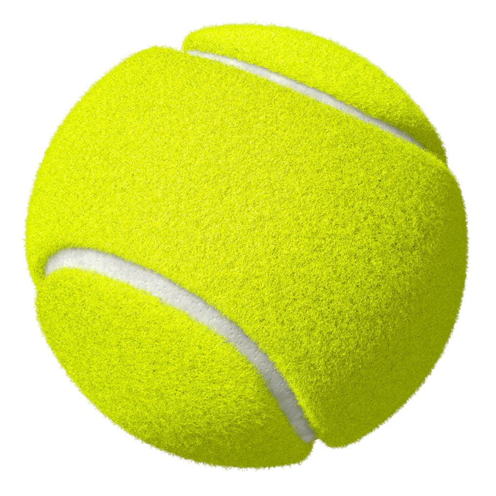 Focus On The Stripes Of The Tennis Ball International Hobie Class Association