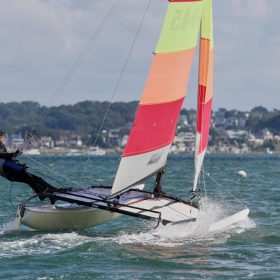 Hobie Cat 16 British Championship 2021