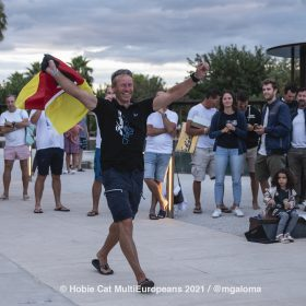 Hobie Multieuropeans H14 Dragoon Hobie 16 Masters Day 4 8