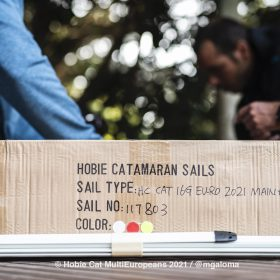 Hobie Multieuropeans Hobie 16 Gold Fleet Day 1. 10