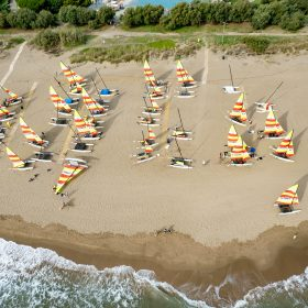 Hobie Multieuropeans Hobie 16 Gold Fleet Day 1. 51